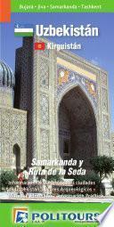 Libro de Uzbekistan Y Kirguistan   Guía De Viajes   Politours