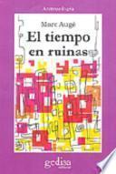 Libro de El Tiempo En Ruinas