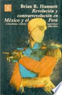Libro de Revolución Y Contrarrevolución En México Y El Perú