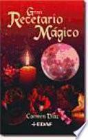 Libro de Gran Recetario Mágico