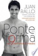 Libro de Ponte En Forma En 9 Semanas Y Media