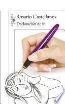 Libro de Declaración De Fe