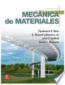 Libro de Mecánica De Materiales (6a. Ed.)