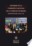 Libro de Informe De La Comisión Nacional De La Verdad De Brasil