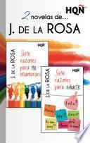 Libro de Pack HqÑ J. De La Rosa