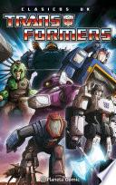 Libro de Transformers Marvel Uk
