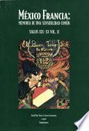 Libro de México Francia