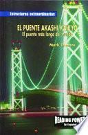 Libro de El Puente Akashi Kaikyo