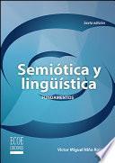 Libro de Semiótica Y Lingüística