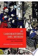 Libro de El Laboratorio Del Miedo