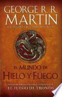 Libro de El Mundo De Hielo Y Fuego