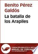 Libro de La Batalla De Los Arapiles