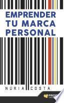 Libro de Emprender Tu Marca Personal