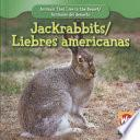 Libro de Jackrabbits/liebres Americanas