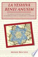 Libro de La YeshivÁ Benei Anusim