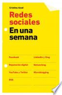 Libro de Redes Sociales En Una Semana