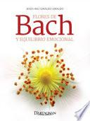 Libro de Flores De Bach Y Equilibrio Emocional