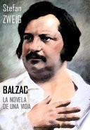 Libro de Balzac. La Novela De Una Vida