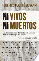 Libro de Ni Vivos Ni Muertos