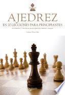 Libro de El Ajedrez En 20 Lecciones Para Principiantes