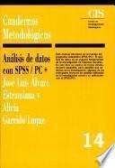 Libro de Análisis De Datos Con Spss/pc+