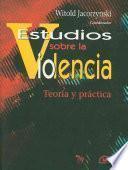 Libro de Estudios Sobre La Violencia