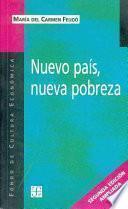 Libro de Nuevo País, Nueva Pobreza