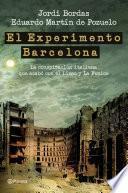 Libro de El Experimento Barcelona