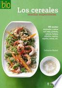 Libro de Los Cereales. Semillas Sorprendentes