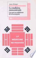 Libro de La Medicina Reencontrada
