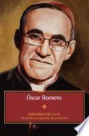 Libro de Óscar Romero