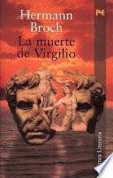 Libro de La Muerte De Virgilio