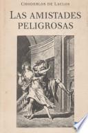 Libro de Las Amistades Peligrosas