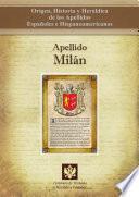 Libro de Apellido Milán