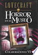 Libro de Horror En El Museo