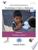 Libro de Posibilidad, Crítica Y Reflexión