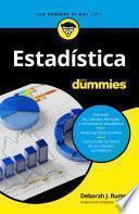 Libro de Estadística Para Dummies