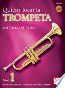 Libro de Quiero Tocar La Trumpeta