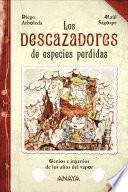 Libro de Los Descazadores De Especies Perdidas