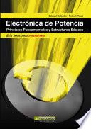 Libro de Electronica De Potencia