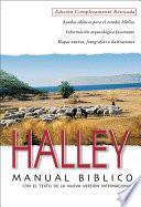 Libro de Manual Bíblico De Halley Con La Nueva Versión Internacional
