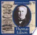 Libro de Thomas Edison