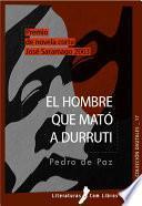 Libro de El Hombre Que Mató A Durruti
