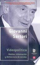 Libro de Videopolitica: Medios, Informacion Y Democracia De Sondeo