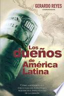 Libro de Los Dueños De América Latina