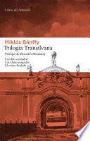 Libro de Trilogía Transilvana