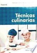 Libro de Técnicas Culinarias