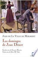 Libro de Los Domingos De Jean Dézert