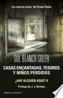 Libro de Casas Encantadas, Tesoros Y Niños Perdidos: Los Nuevos Casos Del Grupo Hepta
