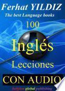 Libro de 100 Inglés Leccionés & Audio